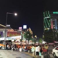 Photo taken at Dongdaemun Market by Anna H. on 6/23/2015