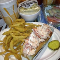 Photo taken at Jake's Seafood Restaurant by Michael O. on 6/14/2013