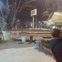 Photo taken at Fuar alani Go-Kart by Mustafa A. on 1/14/2016