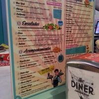 Photo taken at The Diner - American Foods by Tania D. on 5/11/2013