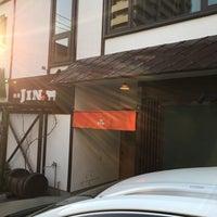 Photo taken at 焼肉 JIN by Masa K. on 5/21/2016