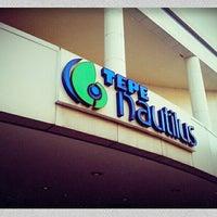 4/29/2013 tarihinde Tilbeziyaretçi tarafından Tepe Nautilus'de çekilen fotoğraf