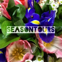 Photo taken at SeasonTours by Anna B. on 3/7/2014