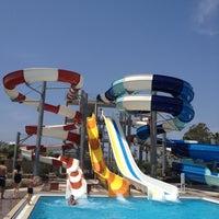 Photo taken at Kahya Resort Aqua&Spa by Anna B. on 5/8/2013