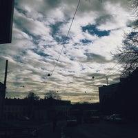 Photo taken at Зупинка Городоцька 94 by Yulya F. on 2/21/2015