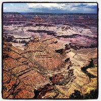 Photo taken at Grand Canyon National Park (South Rim) by Jose M. on 7/6/2013