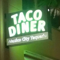 Photo taken at Taco Diner by Laura C. on 11/10/2012