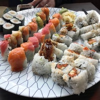 Photo taken at Mio Sushi by Frozen T. on 5/2/2017