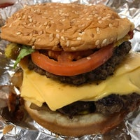 Photo taken at Five Guys by Frozen T. on 5/21/2017
