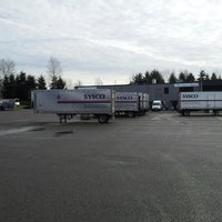Photo taken at Sysco Food Services of Seattle by John Wayne L. on 2/25/2014