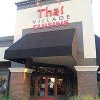 Photo taken at Thai Village by John Wayne L. on 9/7/2013