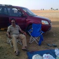 Photo taken at Safari Desert Camp by Khurram A. on 12/1/2012