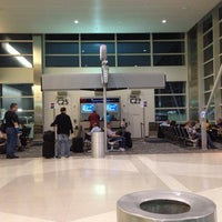 Photo taken at Gate C25 by todd d. on 10/5/2013