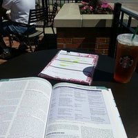 Photo taken at Starbucks by Becca R. on 6/16/2014