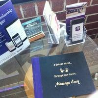 Photo taken at Massage Envy - Wheaton by ariq d. on 9/2/2014