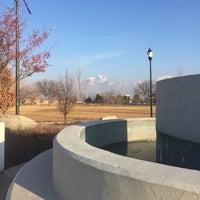 Photo taken at Veterans Memorial Park by ariq d. on 1/17/2017