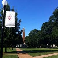 Foto diambil di The University of Alabama oleh ariq d. pada 6/30/2013