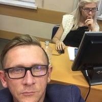 Photo taken at Корпус 7 by Станислав Х. on 6/30/2016