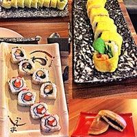 10/5/2014 tarihinde Starman C.ziyaretçi tarafından Beef & Sushi'de çekilen fotoğraf