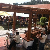 Photo taken at Hacienda Real Tecpan by Maria C. on 10/14/2012