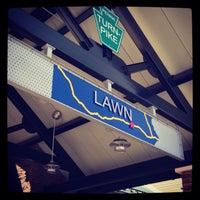 Photo taken at Lawn Service Plaza by Adam B. on 9/28/2013