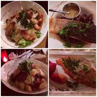 Photo taken at Café Divan by Laurent Dubois on 10/18/2013