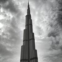 Photo taken at Burj Khalifa by Dony P. on 4/7/2013