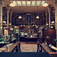 Photo taken at Providence Athenaeum by Rebecca I. on 7/1/2017