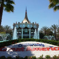 Photo taken at California's Great America by Vadivel Raj K. on 6/8/2013