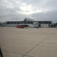 Photo taken at La Crosse Regional Airport (LSE) by Rebekah M. on 5/28/2013