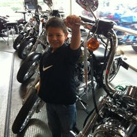 Photo prise au Orange County Harley-Davidson par Patrice P. le10/21/2012