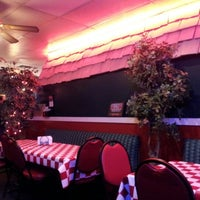 Photo taken at Santeramos Pizza by Larry F. on 2/2/2013