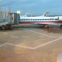 Photo taken at Gate 32 by TheConcertMan on 12/15/2012