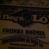 Photo taken at Bar Nega Ló by Raphael G. on 10/24/2012