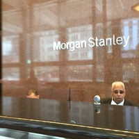 Photo taken at Morgan Stanley by Dave C. on 9/7/2016