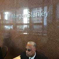 Photo taken at Morgan Stanley by Dave C. on 11/22/2016