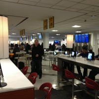 Photo taken at Gate D5 by Dave C. on 1/28/2013