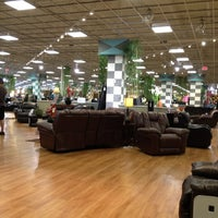 Photo taken at Bob's Discount Furniture by Steve B. on 7/6/2013