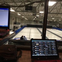 Photo taken at Wings Event Center by CurlingZone G. on 2/13/2015