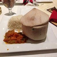 Photo taken at Amaya Indian Cuisine by Zulfiya on 3/29/2014