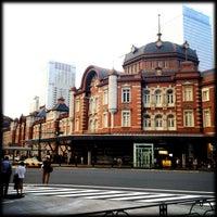 Photo taken at Tokyo Station by _douraku on 6/29/2013