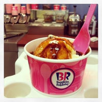 Photo taken at Baskin-Robbins by Laura Mae on 3/9/2013