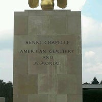 Photo taken at Henri-Chapelle American Cemetery and Memorial by Ali  M. M. on 10/9/2016