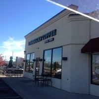 Photo taken at Starbucks by Michael M. on 10/12/2012