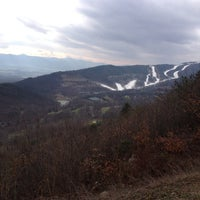 Photo taken at Massanutten Scenic Outlook by Patrice M. on 12/24/2013