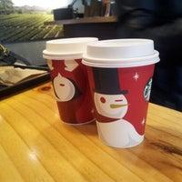 Photo taken at Starbucks by Lee S. on 11/4/2012