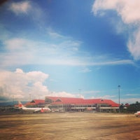 Photo taken at Sam Ratulangi International Airport (MDC) by Matyas F. on 4/26/2013