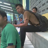 Photo taken at Balikpapan Sport Centre by M.Asprin on 10/14/2012