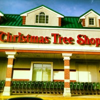 Photo taken at Christmas Tree Shops by Stefanie R. on 12/24/2012