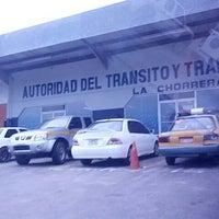 Photo taken at Autoridad de Tránsito y Transporte Terrestre by Julio C. on 12/28/2012